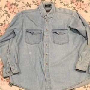 Roundtree & Yorke Jean Shirt